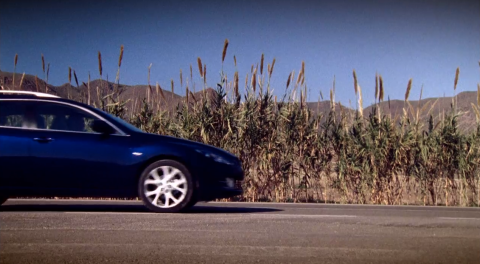 Mazda S16mm shoot