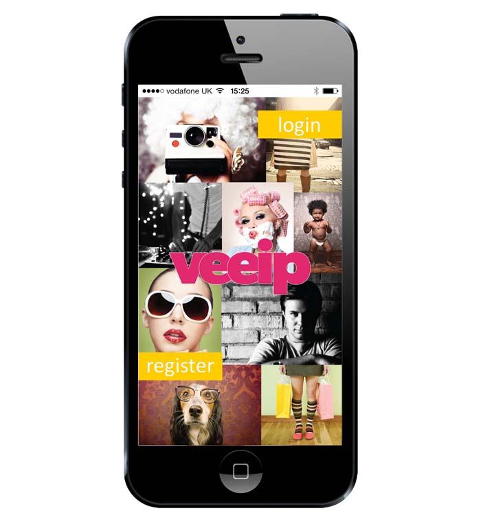 Veeip App Image