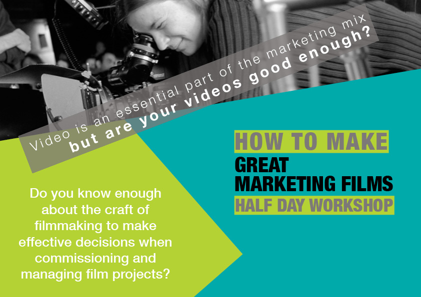 Make Great Marketing Films