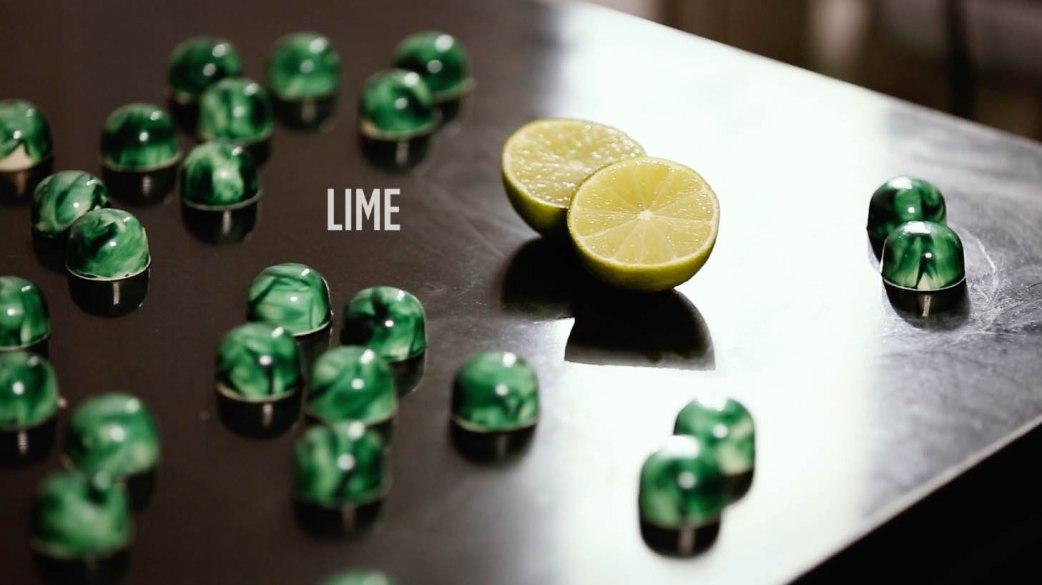 Ilze's Chocolat Lime Chocolates Image